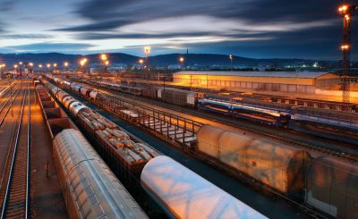 transport core freight rail