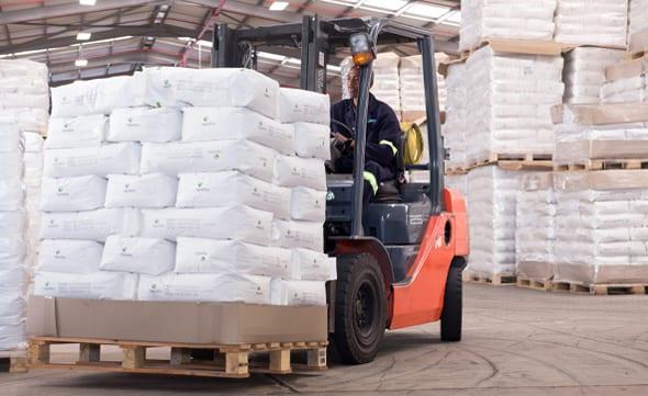 Warehousing Forklift